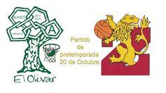 Partido  baloncesto amistoso Olivar infantil A CBZ A 2º Cuarto