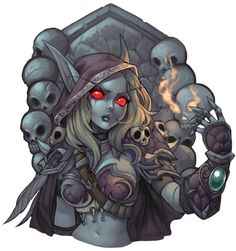 heroes of the storm sylvanas - Cerca con Google