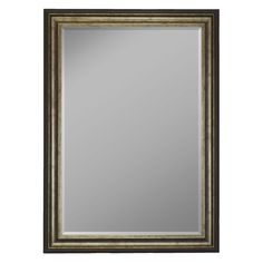 Second Look Mirrors Atlantis Olde Silver Framed Wall Mirror - 8127000