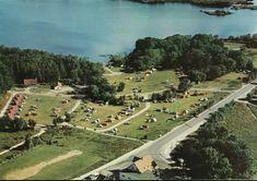 Rogaland fylke Stavanger  Mosvangen Camping 1960-tallet