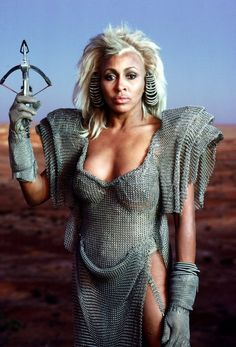 Tina Turner in Mad Max Beyond Thunderdome-1985