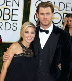 """Thor"" hunk Chris Hemsworth & wife Elsa Pataky expecting twins."