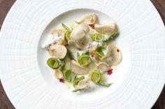 Signature Dish; Sea Change's Chef Jamie Malone