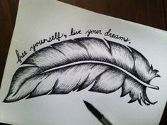 Tattoo I love! I am definitely a dreamer :)