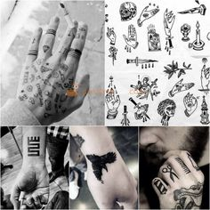 Small Tattoos for Men. Cool Small Tattoos