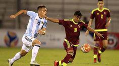 (Video) Argentina vence a Venezuela en Sudamericano sub20