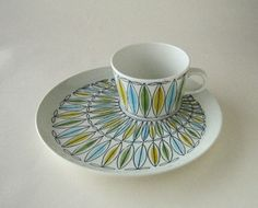 Arabia Cup and Saucer – Tableware Design 2020