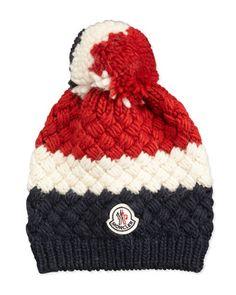 f193d9ed24de1 Cashmere Chunky Cable Knit Ski Cap