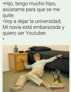 Continuation of memes, for lack of space Here you will find more memes the first part is titled memes without the 2 Rights of the memes to their respective creators Funny Spanish Memes, Spanish Humor, Stupid Funny Memes, Funny Quotes, Mexican Memes, Best Memes, I Laughed, Funny Pictures, Jokes