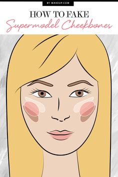 Supermodel cheekbones aren't just for the runway anymore! This makeup tutorial will show you how to contour and blend your way to better bone structure.