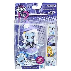 """Amazon has recently listed the new Equestria Girls Minis """"Mall"""" Series! - -Here is Trixie Lulamoon! - #Mlp #mlpfim #mylittlepony #mylittleponyfriendshipismagic #friendshipismagic #fim #eqg #equestriagirls #eg #mlpeg #mylittleponyequestriagirls #mlpfimeg #mlpmerch #ponytoys #dolls #egminis #eqgminis #egmini #eqgmini #equestriagirlsminis #equestriagirlminis #equestriagirlsmini #thegreatandpowerfultrixie #trixiemlp #trixielulamoon"""