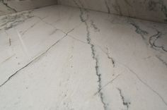 White Macaubas Quartzite modern kitchen countertops