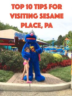 Sesame Place is a great choice for toddlers and big kids. For a quick amusement…
