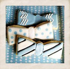Cookies ~ Baby Bow Ties