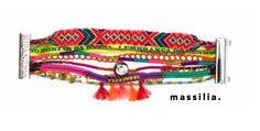 HIPANEMA MASSILIA BRACELET $98- CALL SPLASH TO ORDER 314-721-6442