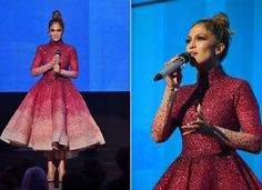 jennifer lopez american music awards camila coelho