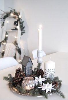 Scandi Christmas, Classy Christmas, Noel Christmas, Beautiful Christmas, Christmas Lights, Christmas Crafts, White Christmas, Modern Christmas, Minimal Christmas