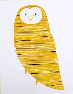 'March Owl' by Stacie Bloomfield