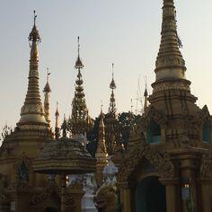Yangon Yangon, Burj Khalifa, Building, Travel, Viajes, Buildings, Destinations, Traveling, Trips