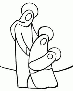 Montessori Messy: Free Stuff for Catechesis of the Good Shepherd Work Nativity Crafts, Christmas Nativity, Christmas Art, Christmas Projects, Holiday Crafts, Good Shepard, The Good Shepherd, Colouring Pages, Coloring Sheets