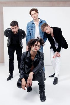 The 1975 are a popular band at the minute and with a wide fan base by portraying them in our magazine it will gain attention of their fans Matt Healy, The 1975 Matthew Healy, The 1975 Wallpaper, Music 2015, Matty 1975, The 1975 Me, George Daniel, Mitch Lucker, Popular Bands