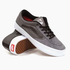 a9aa01e60e Vans Rowley Pro Lite (Pewter) Mens Skate Shoes brought2U-find your  favourite products