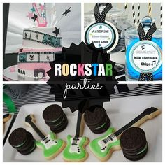Awesome Rock Star Party Ideas