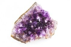 "Amethyst guards against other people's negativity and transmutes that energy into love.    Amethyst has strong healing and cleansing powers and enhances spiritual awareness. It is very calming and allows you to become more focused. It also balances the high and lows of life.    Placement"" Crown, Third Eye, Throat, Heart Chakras"