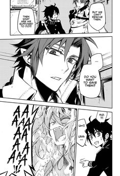 Read manga Seraph of the End Chapter 051 online in high quality