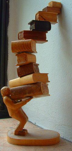 Lettore ligneo - Wooden reader