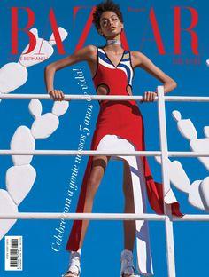 Harper's Bazaar Brasil - Novembro de 2016