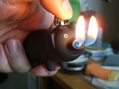Piggy Lighter