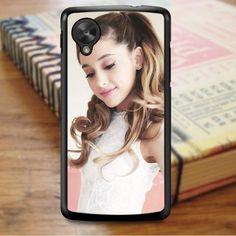 Ariana Grande Beautiful Smile Nexus 5 Case Nexus 5 Case, Beautiful Smile, Ariana Grande, Phone Cases, Slim