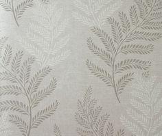 Matilda. Diseño floral bicolor de gran tamaño sobre superficie de suave relieve en acabado brillante para resaltar la elegancia del dibujo. #papelpintado #decoracion