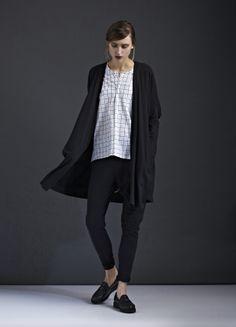 Kowtow SS14 #ss14 #fashion #acolyth #acolythstore #kowtow #black