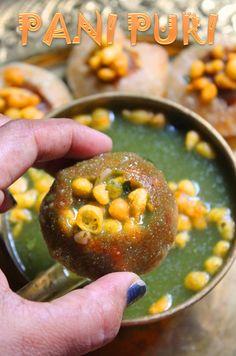 YUMMY TUMMY: Pani Puri Recipe / Golgappa Recipe / Puchka Recipe