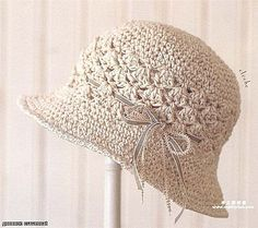 Link is to a French site, also has Russian patterns, many diagrams - could not find this particular hat, but has lots of other hats and scarves and diagrams for all