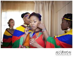 More on Culture. Join us as we enjoy Landi and Malibongwe's Ndebele South African wedding reception by As Sweet As Images. African Attire, African Wear, African Women, African Dress, African Fashion, African Style, African Traditional Wedding, African Traditional Dresses, Traditional Fashion