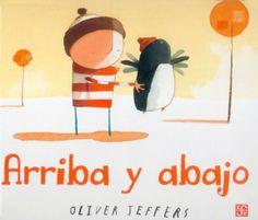Arriba y abajo de Oliver Jeffers - Tipkids - Guia de Padres e Hijos, Cursos de Verano