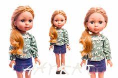 Lalka z kolekcji MingMing Girls - mała dziewczynka (5054421087) - Allegro.pl - Więcej niż aukcje.