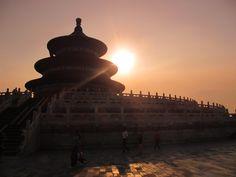 Temple of Heaven, Beijing, China.