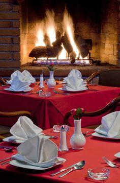 Un lugar cálido, para apreciar el sabor de la Experiencia en nuestra comida