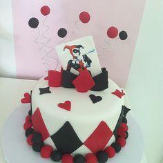 harley quinn cake - Google Search