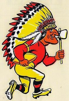Behold this very cool set of vintage AFL/NFL team mascot decals from This is one sweet set of stickers. Kansas City Chiefs Football, American Football League, Football Art, Vintage Football, Nfl Chiefs, Football Stuff, Football Shirts, Sports Team Logos, Sports Art