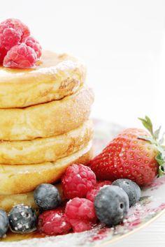 Les pancakes en 3 recettes