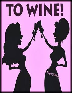 Cheers! _[Wino-Lucious/FB]