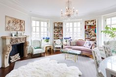 A Feminine French-Inspired Home on the Upper West Side - Home Tour - Lonny
