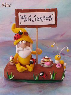 felicidades /happy birthday by Crea Tu Mundo