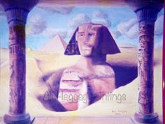 Sphinx rises  By Ali Haggag from Alexandria Egypt