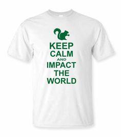 Alpha Gamma Delta Keep Calm T-Shirts #alphagammadelta #sororitytee